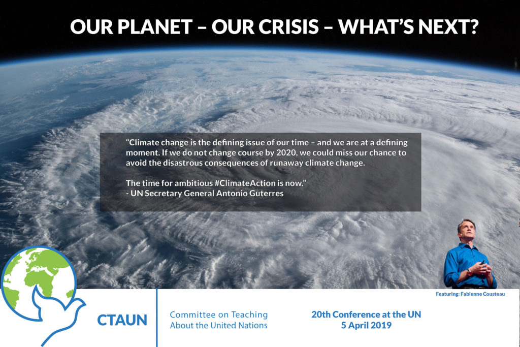 CTAUN   Committee on Teaching About the United Nations